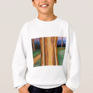 5 Tree Forest Apparel Sweatshirt
