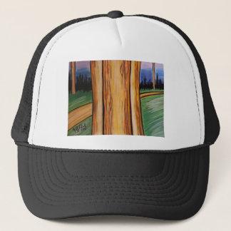 5 Tree Forest Apparel Trucker Hat