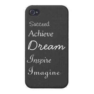 5 Words iPhone Case Cover For iPhone 4