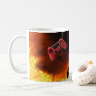 5GamingFlames sulk (small) Coffee Mug