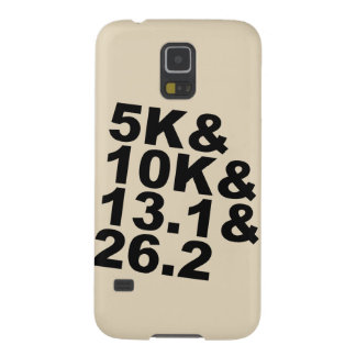 5K&10K&13.1&26.2 (blk) Case For Galaxy S5