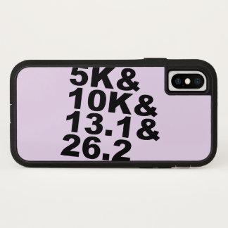 5K&10K&13.1&26.2 (blk) iPhone X Case