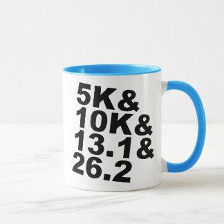 5K&10K&13.1&26.2 (blk) Mug
