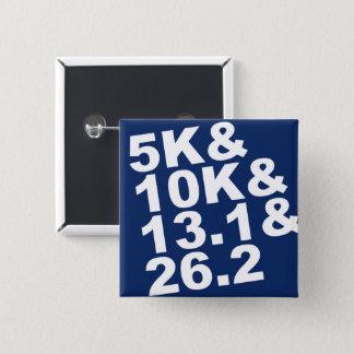 5K&10K&13.1&26.2 (wht) 2 Inch Square Button