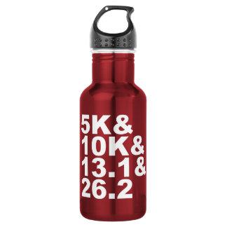 5K&10K&13.1&26.2 (wht) 532 Ml Water Bottle