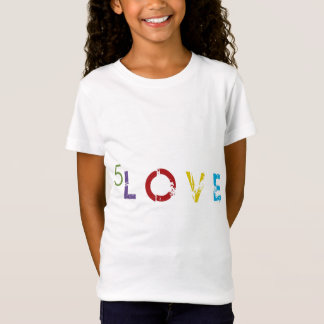 5Love Tennis T T-Shirt