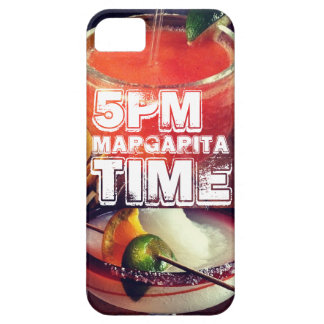 5pm Margarita Time iPhone 5 Covers