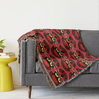 5RS Blackcats Throw Blanket