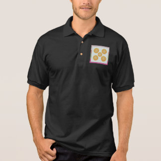5STAR FiveStar SunFlower Energy Polo Shirt