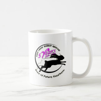 5th Anniversary Logo Coffee Mug