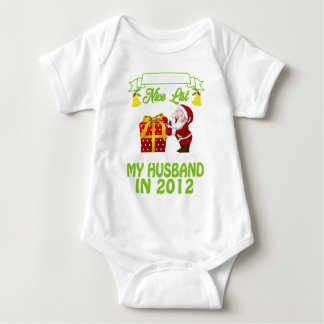 5th Anniversary TShirt For Wife At Xmas