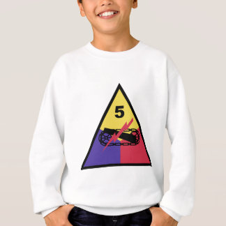 5th Armored Division Sweatshirt