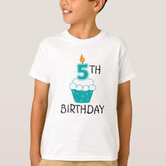 5th Birthday Kids T-Shirt