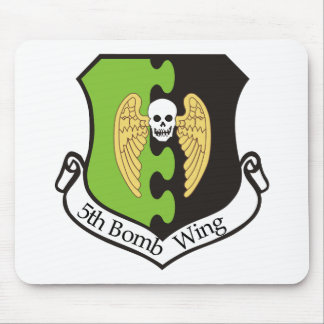 5th Bomb Wing Mouse Pad