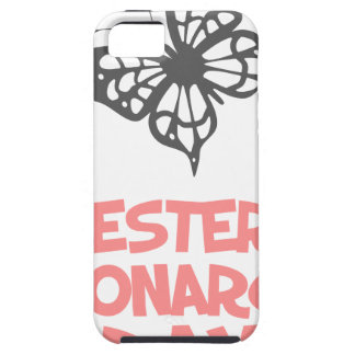 5th February - Western Monarch Day iPhone 5 Case