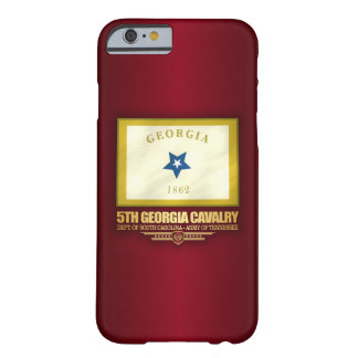 5th Georgia Cavalry Barely There iPhone 6 Case