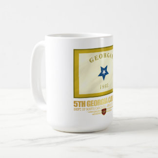 5th Georgia Cavalry Coffee Mug