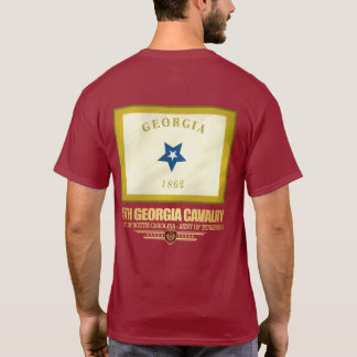 5th Georgia Cavalry T-Shirt