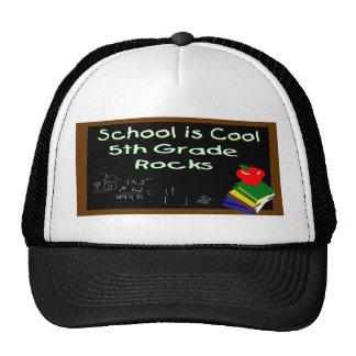 5th Grade School is Cool Trucker Hat