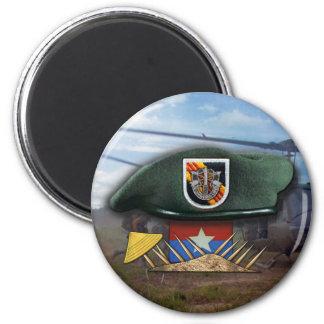 5th green berets vietnam nam magnet