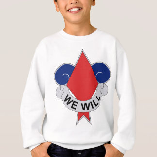 5th Infantry Division DUI - We Will Sweatshirt