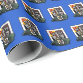 5th Special Forces Group Green Berets SF SOF SFG Wrapping Paper