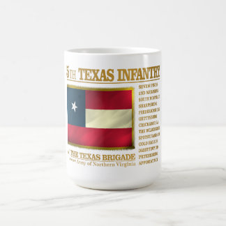 5th Texas Infantry (BA2) Coffee Mug