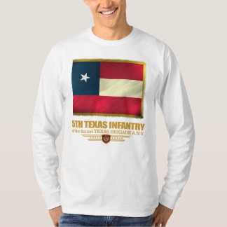 5th Texas Infantry T-Shirt
