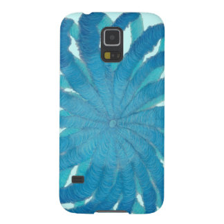 5th-Throat Chakra Cleansing Artwork #1 Galaxy S5 Case