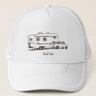 5th wheel trucker hat