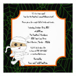5x5 Little Creepers Halloween Party Invitation
