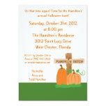 5x7 Halloween Fun Party Invitation