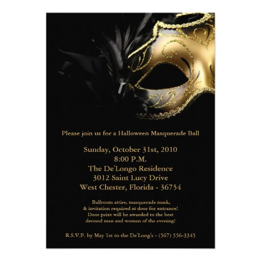Masquerade Ball Images Invitation Templates For | LONG HAIRSTYLES