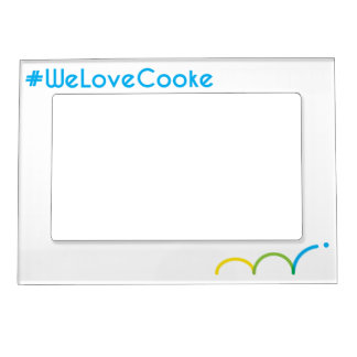 """5x7"""" Magnetic Cooke Photo Frame"""