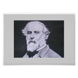 5x7 Robert E. Lee Print Photo Art