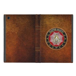 [600] Master Mason - 3rd Degree Square & Compasses Cover For iPad Mini