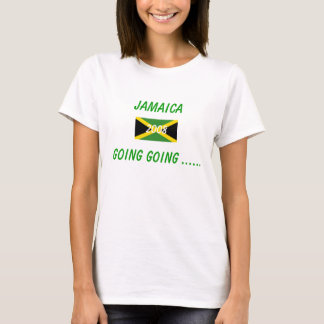 600px-Flag_of_Jamaica_svg, Jamaica, Going Going... T-Shirt