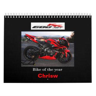 600rr.net Calendar