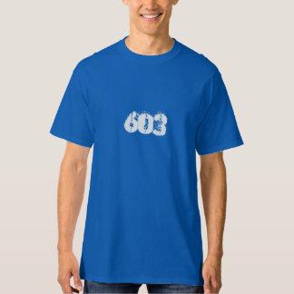 603;live free or die T-Shirt