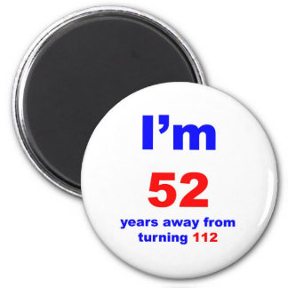 60 Birthday Magnet