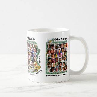 60+ Collage Coffee Mug