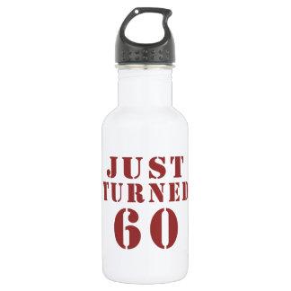 60 Just Turned