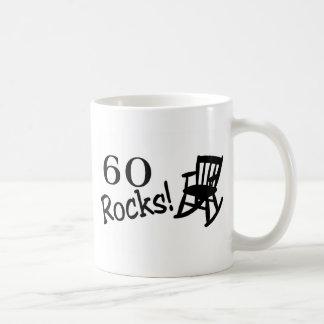 60 Rocks (Rocker) Coffee Mug