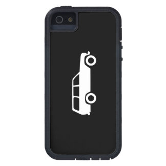 60 Series Toyota Land Cruiser Phone Case - Black
