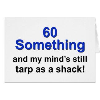 60 Something ... Card