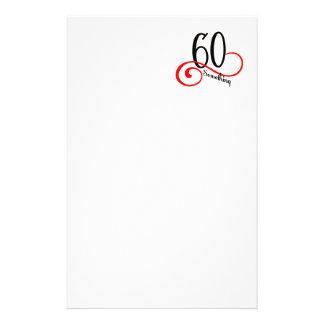 60 Something Stationery