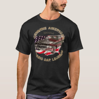 60-ties Chevy Impala SS 1965 Classic US Car, V8 T-Shirt