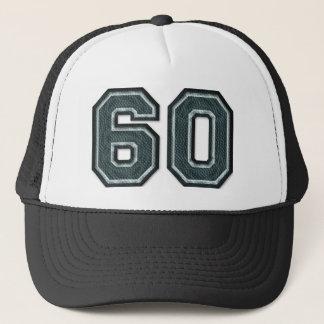 60 TRUCKER HAT