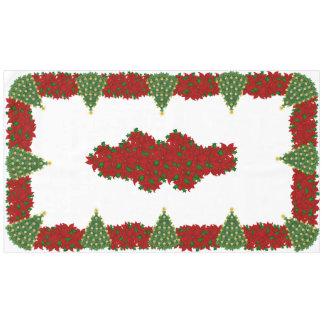 """60"""" X 104"""" Christmas Tablecloth"""