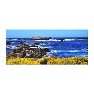 60 X 25 SCENIC OCEAN VIEW CANVAS PRINT